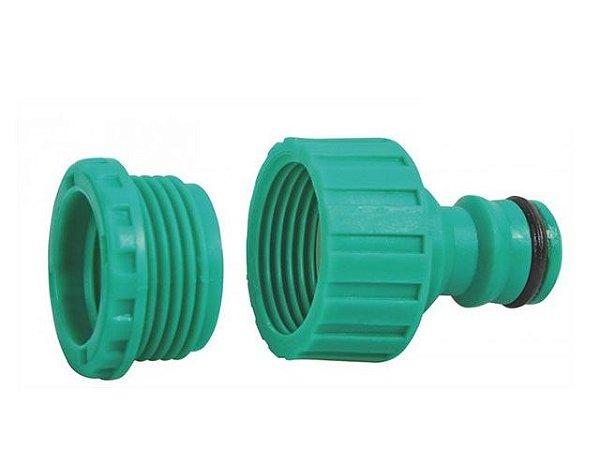 Bico de PVC p/ Torneira p/ Engate 3/4x1/2' Tramontina