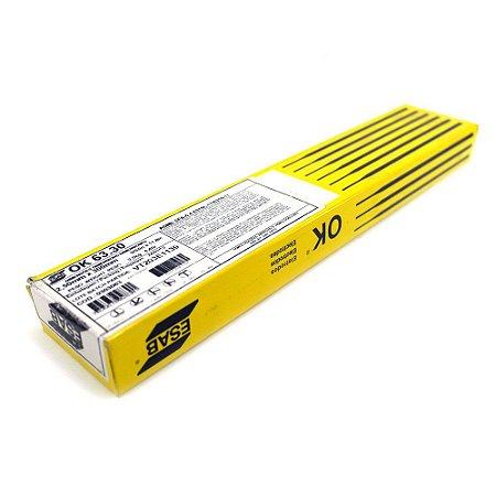 OK Eletrodo ESAB Inox 63.30 2.5MM E316L CX 2KG