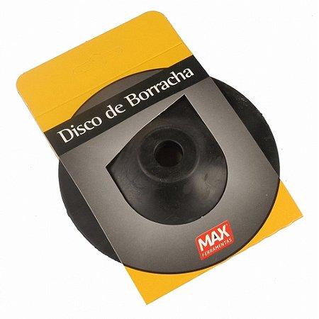 """Disco de Borracha 5"""" P/ Lixadeira 14670 Max"""