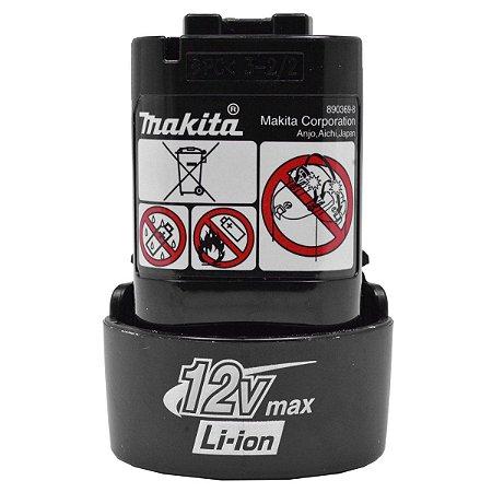 Bateria Fina BL1014 p/ Parafusadeira Makita