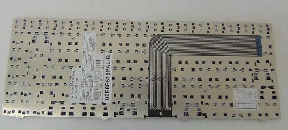 Teclado Mp-09p88pa-f515 Para Notebook Positivo Unique 60