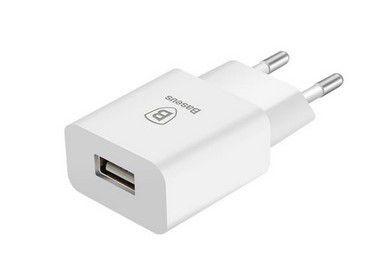 Carregador Baseus USB 2.1a para Iphone X