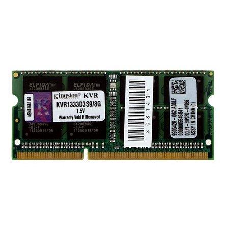 Memoria 8gb Ddr3 Macbook Pro 15 A1286 Mc721ll/a