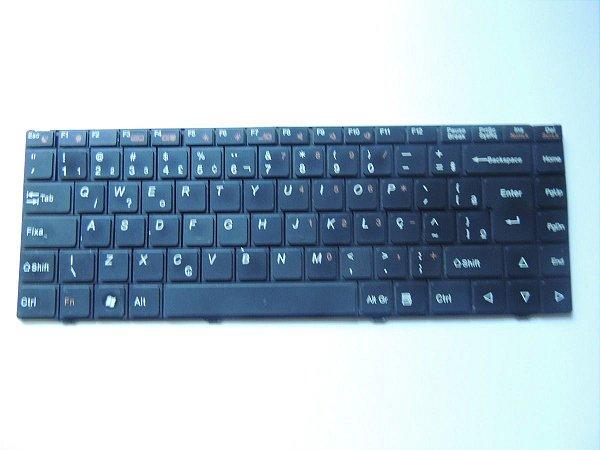 Teclado Dok-6115a 88-00-br 1004 Para HBuster/philips