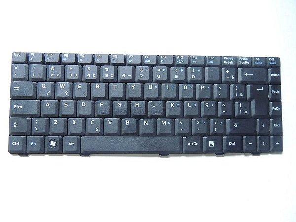 Teclado V020462uk1  Notebook Intelbras I630 I641 I650 I651