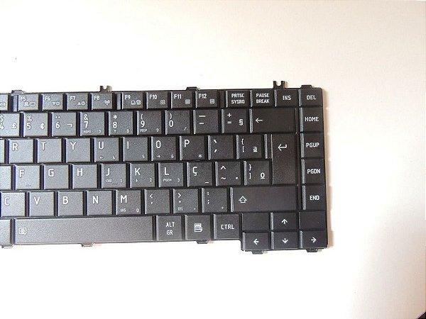 Teclado Mp-09m73us6920 Para Toshiba C600 C640 C645 L600 L630