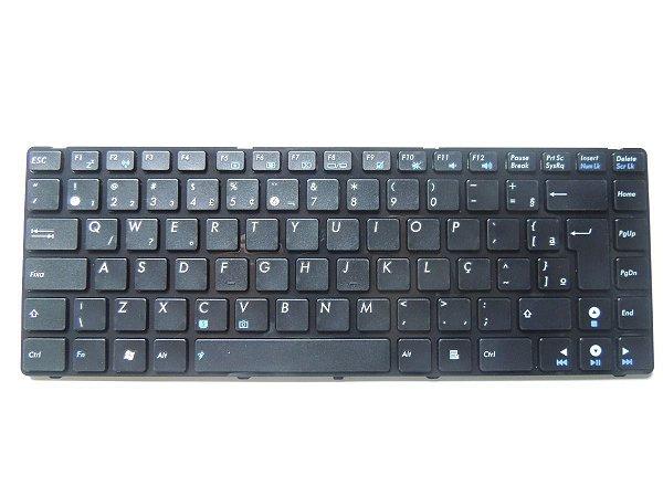 Teclado Okn0-ed2br03 Para Teclado Notebook Asus K43 K42 A42