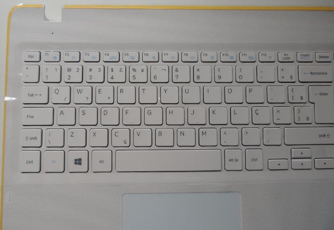 teclado nsk-ms1sn notebook samsung np300e5m expert x22