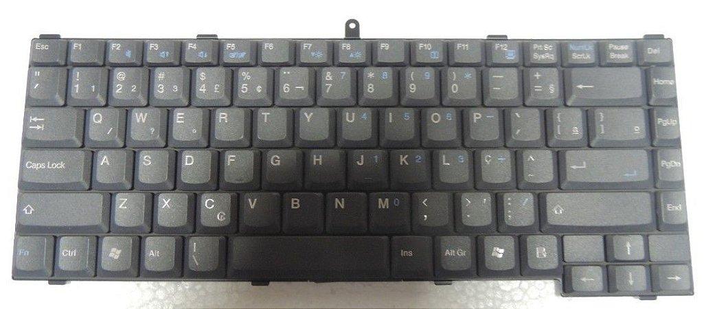 Teclado 99.n5382.15b Para Notebook Ecs G320 a530 536 a900