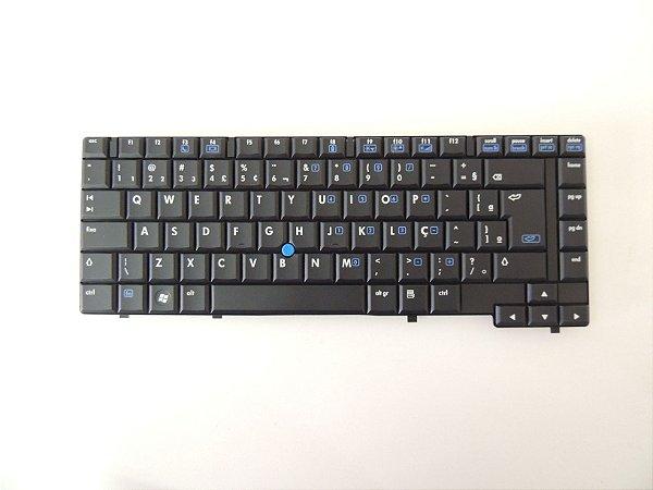 Teclado PK13000Q05U0 Para Notebook HP 6910P
