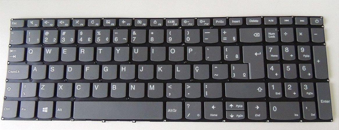 Teclado Pk1311s2a05 Para Notebook Lenovo Ideapad 320-15ikb