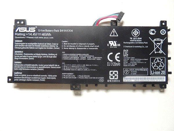 Bateria B41n1304 Para Notebook Asus S451la