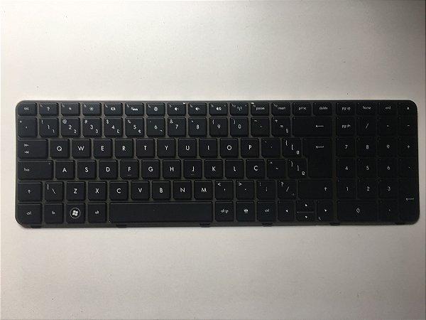 Teclado aesp8611110 para notebook HP Envy 17 iluminado