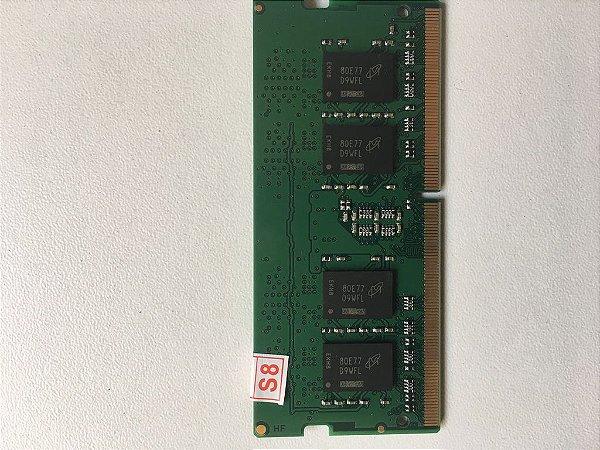 Memoria 8gb ddr4 para Dell Inspiron i155570 b40c  u41c