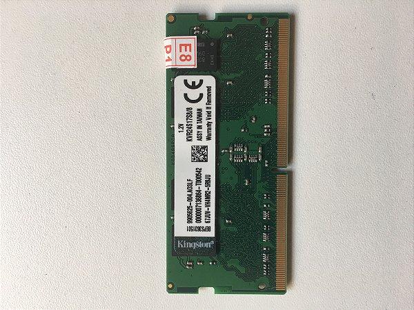 Memoria 8gb ddr4 para notebook i15 5568 a10