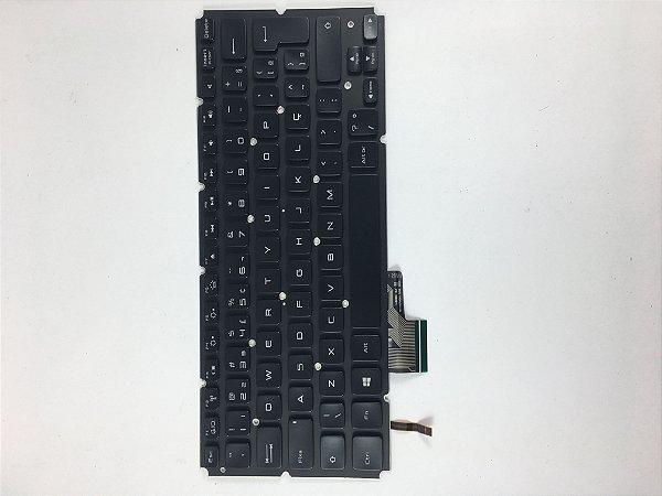 Teclado Pk130o11b20 Para Ultrabook Dell Xps L421x  P30g