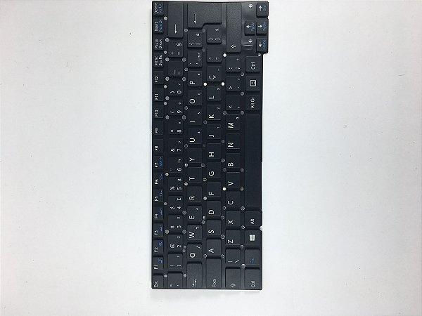 Teclado 149111622la Para Notebook Sony Vaio Svt141c11x