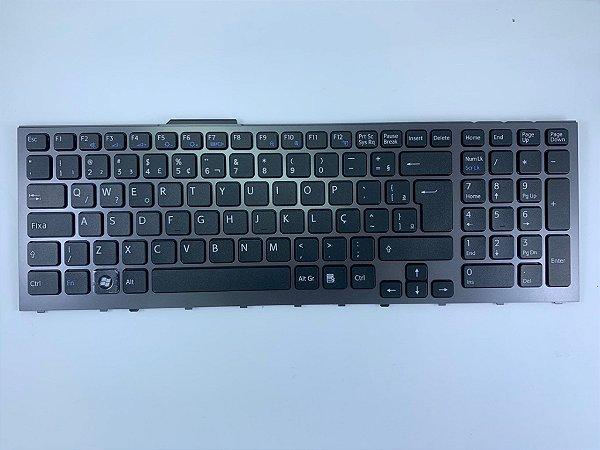 Teclado para Notebook Sony Vaio PN NSK-S9001