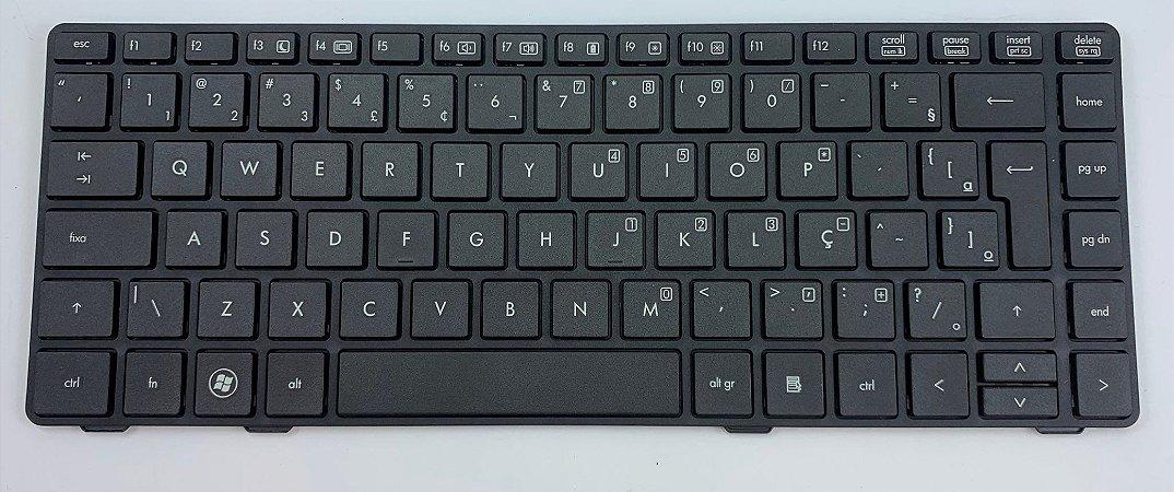 Teclado para Notebook HP ProBook 6470B