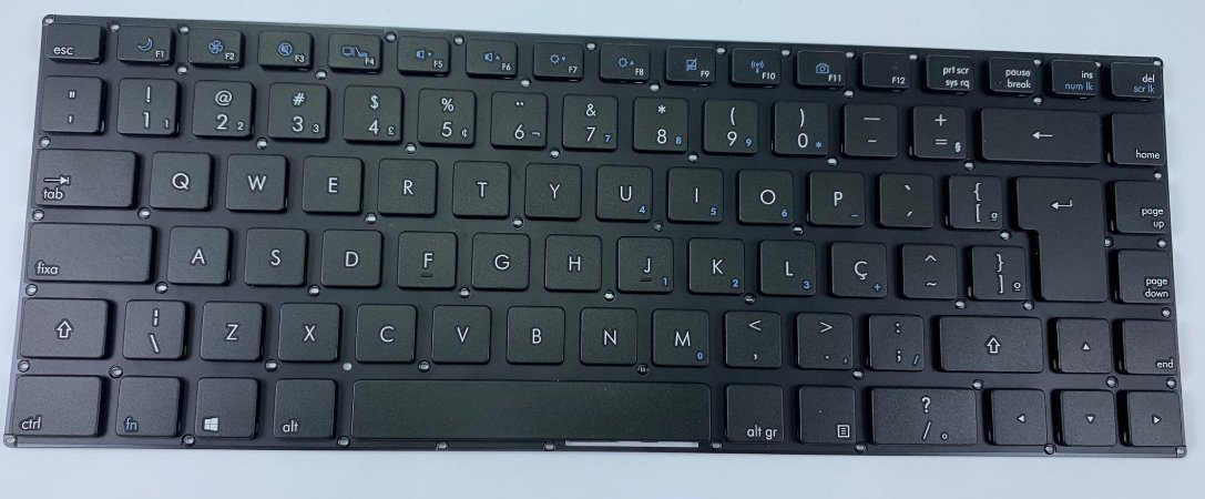 Teclado Notebook Cce Ultra Thin Ht345