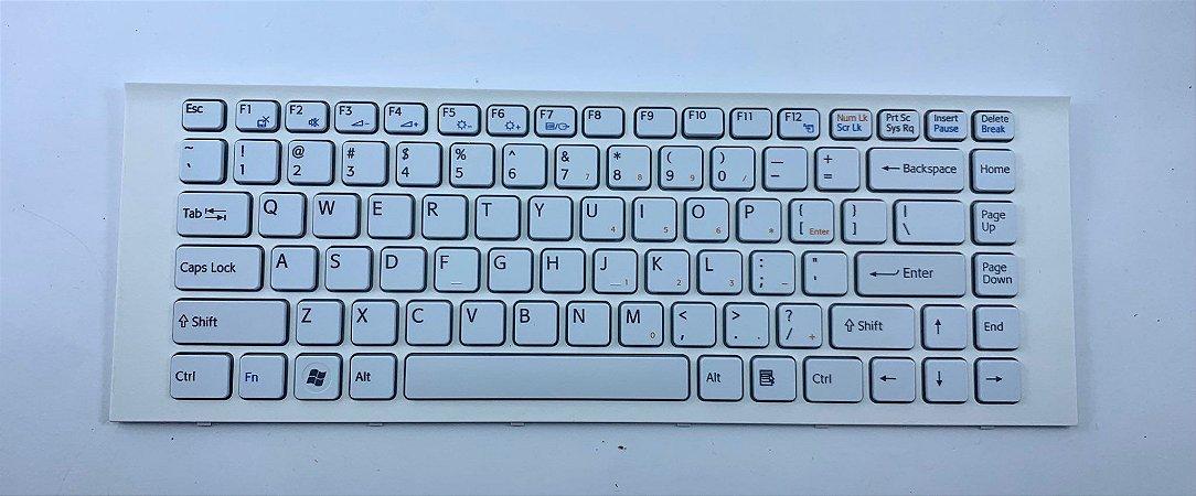 Teclado para notebook Sony Vaio VPCEG series