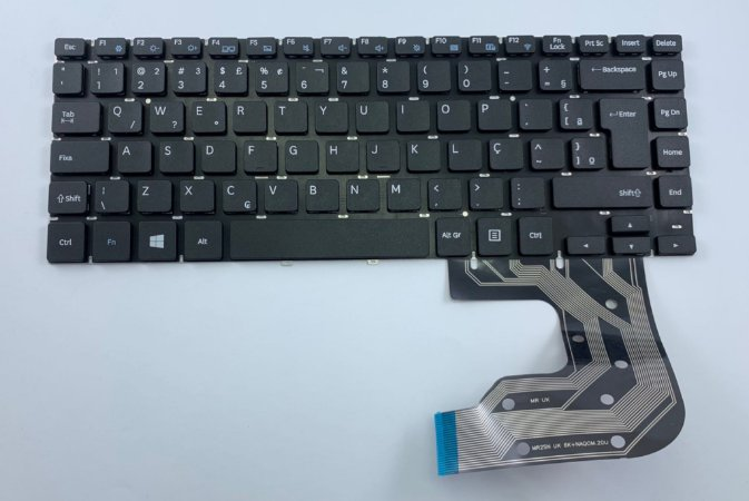 Teclado para Notebook Samsung NP370E4K Series