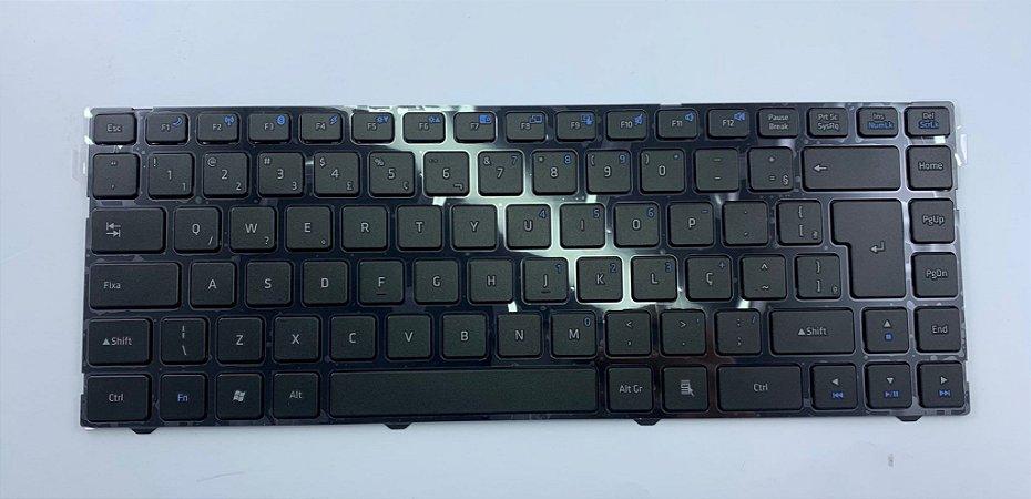 Teclado para Notebook Positivo Ultrabook X8000