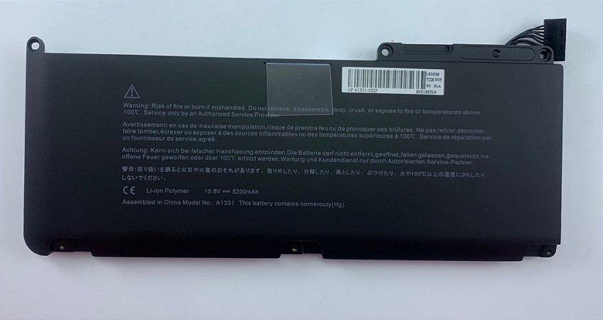 Bateria  MacBook pro A1331 A1342 UNIBODY 7.1 MC516 MID 2010