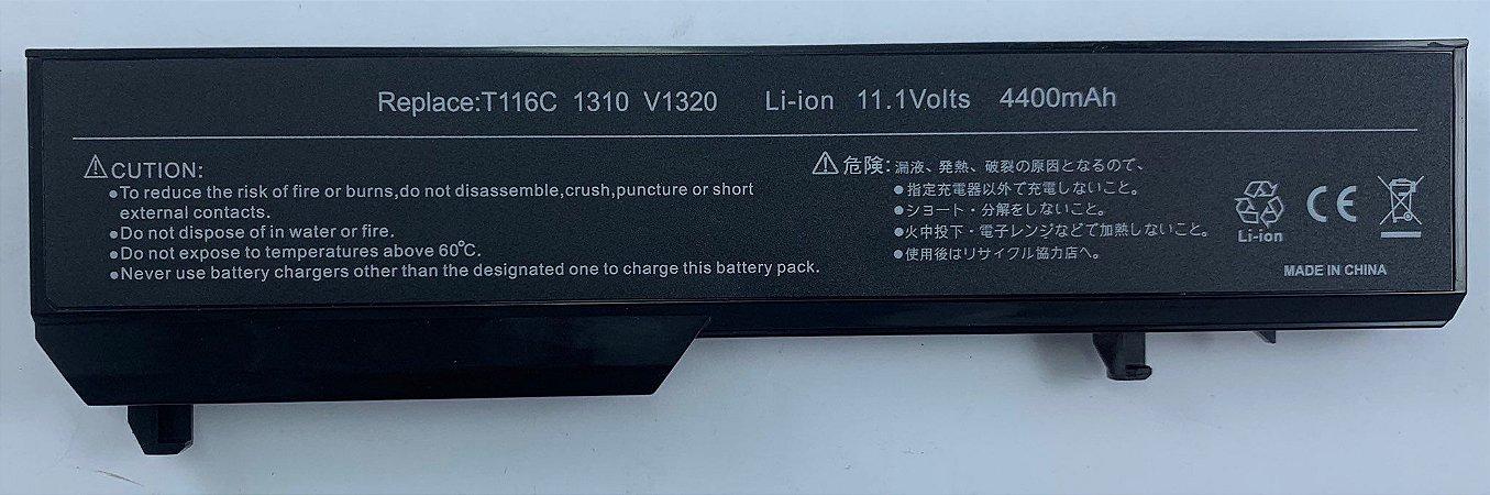 Bateria K738 Para Notebook Dell Vostro 1310 1320 1510 1520
