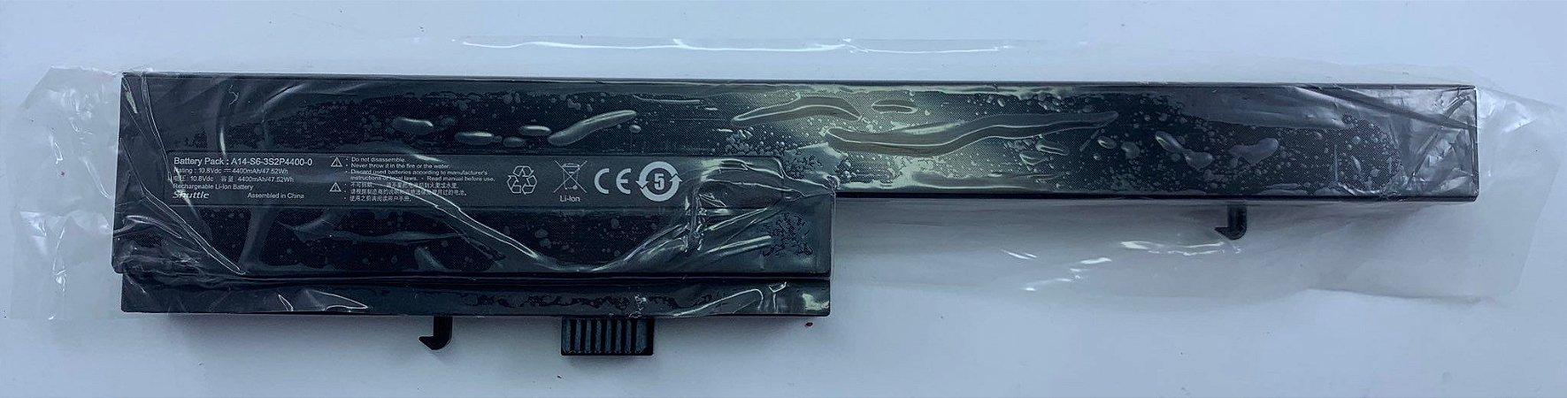 Bateria A14 56 352 P4400 -0 Para Notebook Positivo Sim 490dc