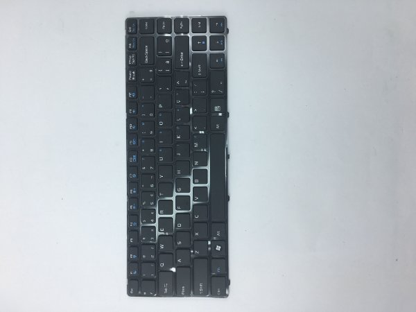 Teclado V111330ak2 Para Notebook Sti Is 1442