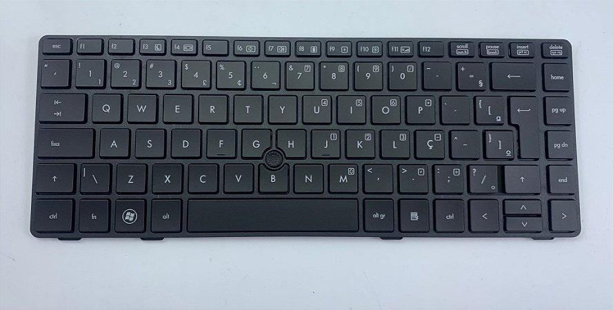 Teclado para Notebook HP EliteBook 8460P