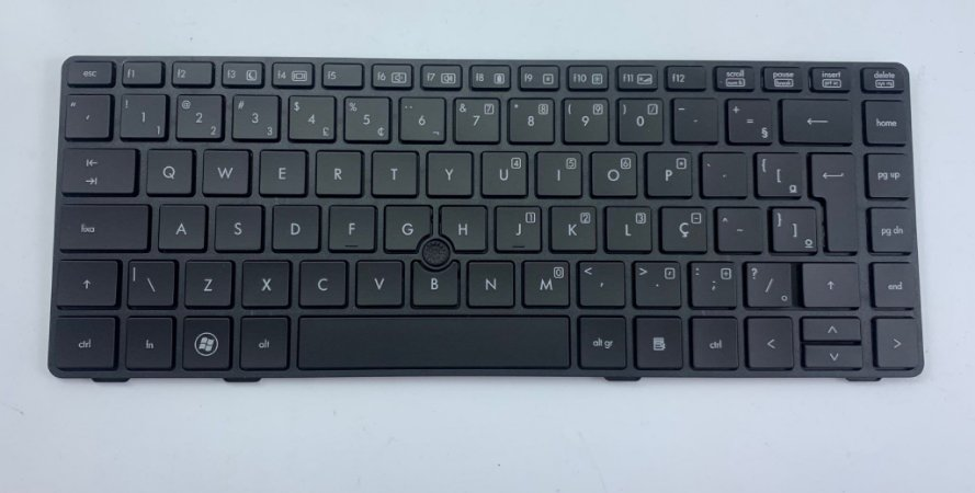 Teclado para Notebook HP EliteBook 8460W