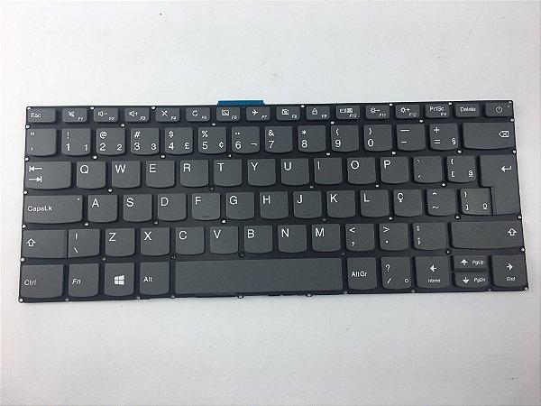 Teclado Para Notebook Lenovo Ideapad 320 80yf0005br