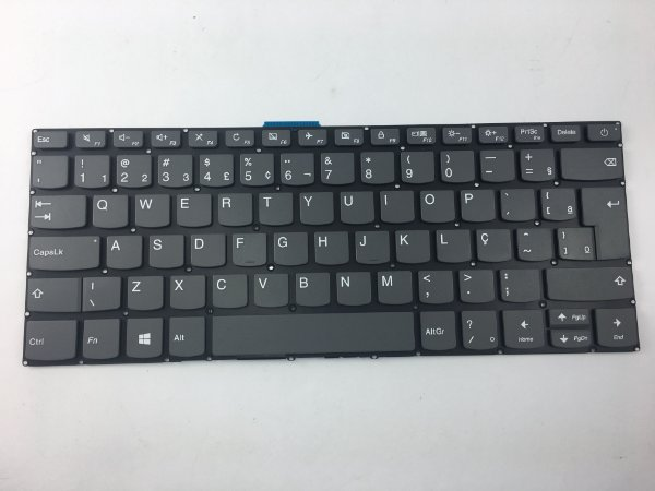 Teclado Para Notebook Lenovo Ideapad 320 80yf0003br