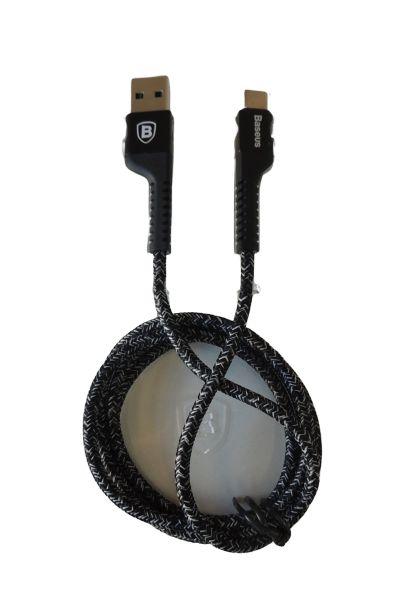 cabo baseus anti quebra Smartphone sony xperia l3
