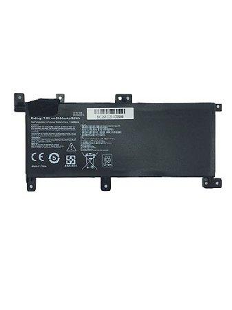 bateria 5000mah para notebook asus x556ur xx477t