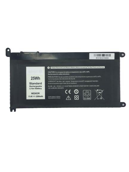 Bateria Wdx0r Notebook Dell Inspiron I15 5567 A40