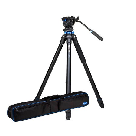 Benro Kit Tripé TMA47AXL com Cabeça S4 Pro