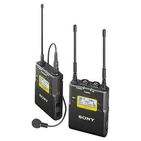 Sony UWP-D11 Microfone de Lapela Sem Fio