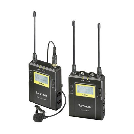 Saramonic UWMIC9 RX9 + TX9