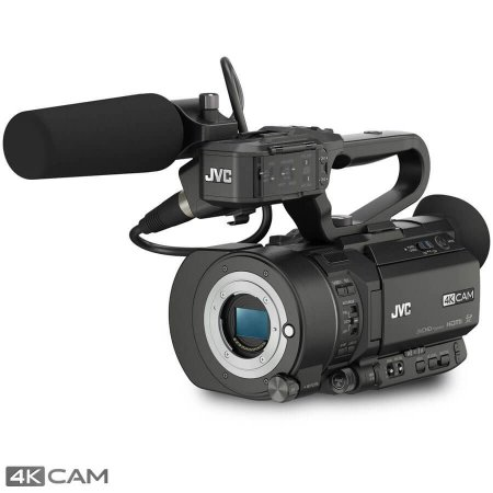 JVC GY-LS300 4K