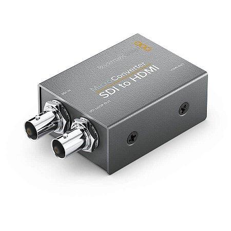 Blackmagic Micro Conversor SDI para HDMI
