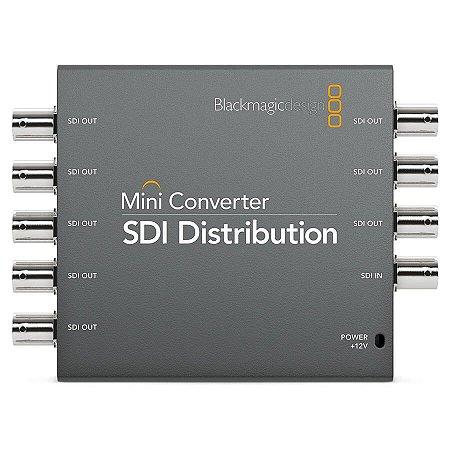 Blackmagic MiniConversor de Distribuição SDI