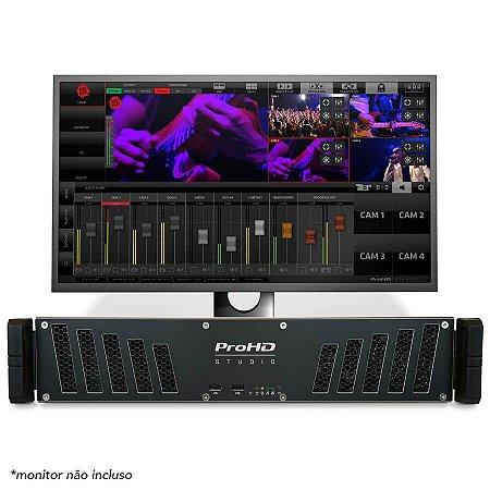 JVC ProHD Studio 4000 Production Streaming Studio