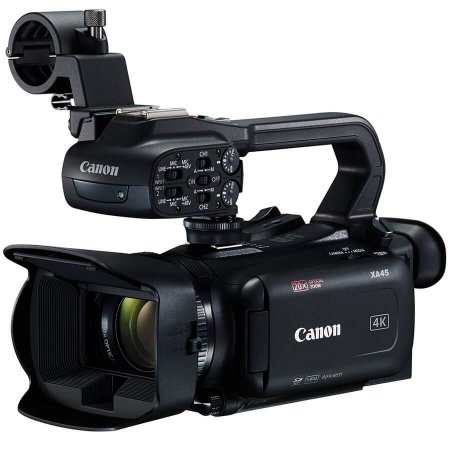 Canon XA45 Camcorder Profissional UHD 4K