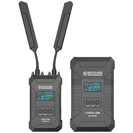 Hollyland Cosmo 600 Sistema de Transmissão Sem Fio HDMI/SDI