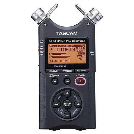 Tascam DR-40