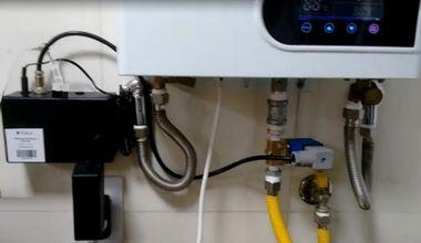 Sistema de segurança para aquecedor de água (Com envio de mensagens)