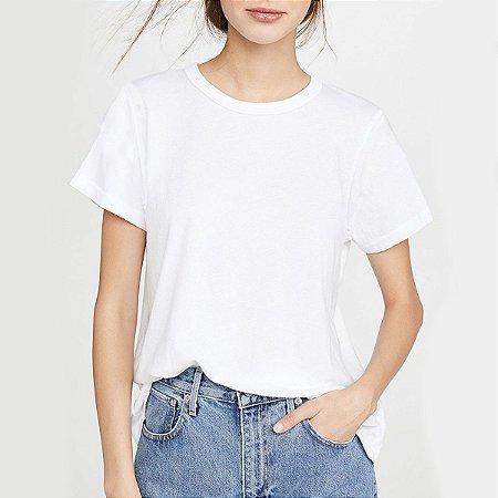 Camiseta Branca para Tie Dye - Humanos